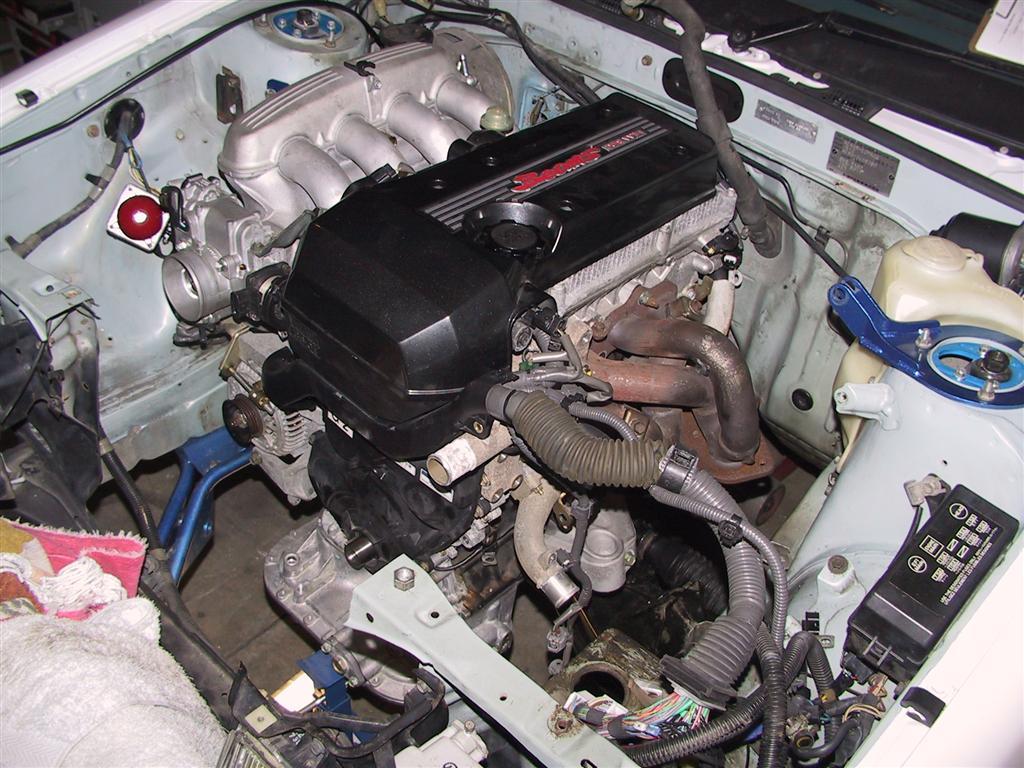 Bill Sherwoods Ae 86 Mods Done Page Altezza Engine Diagram