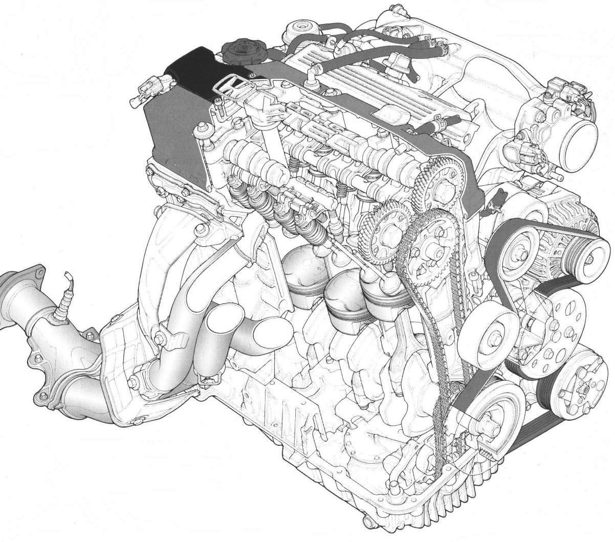 Honda S2000 Engine Diagram Wiring Library Blueprint